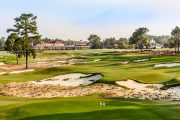 Play The Craddle - the new stunning short course at Pinehurst