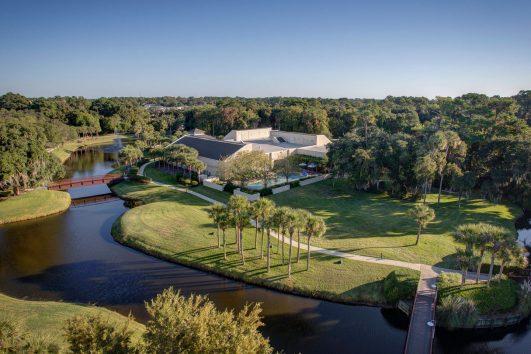 Sawgrass Marriott Golf Resort & Spa lagoon view
