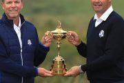 Ryder Cup 2021 - Padraig Harrington and Steve Stricker
