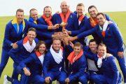 Winning European Ryder Cup Team 2018